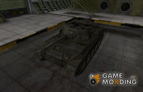 Шкурка для американского танка M18 Hellcat for World of Tanks