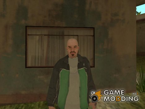 Скин из GTA 4 v56 for GTA San Andreas