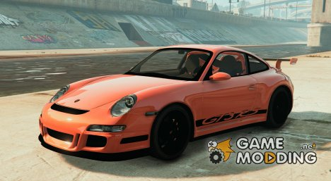 2007 Porsche 911 GT3RS (997) for GTA 5
