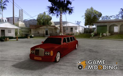 Rolls Royce Silver Seraph for GTA San Andreas