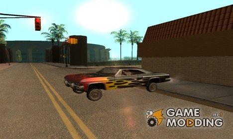 Alternative Horn for GTA San Andreas