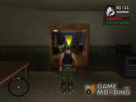 Болезнь CJ for GTA San Andreas