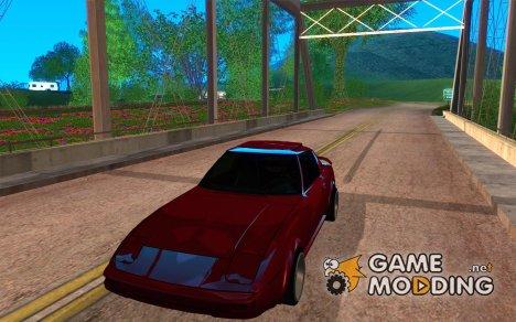 Fiat Doblo 2009 for GTA San Andreas