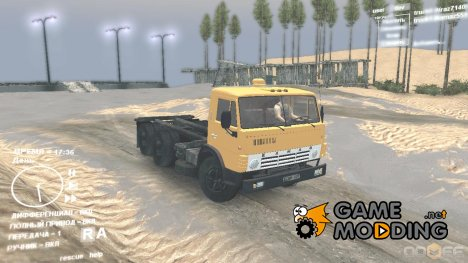 КамАЗ 55102 v1.0 for Spintires DEMO 2013