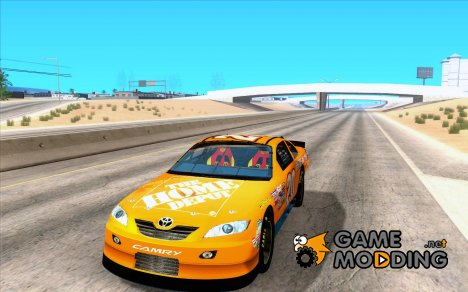 Toyota Camry Nascar Edition for GTA San Andreas