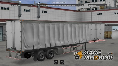 ATS Trailers for Euro Truck Simulator 2