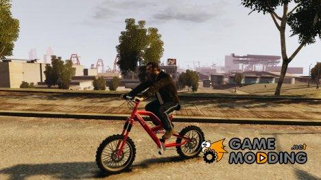 Mountain bike для GTA 4