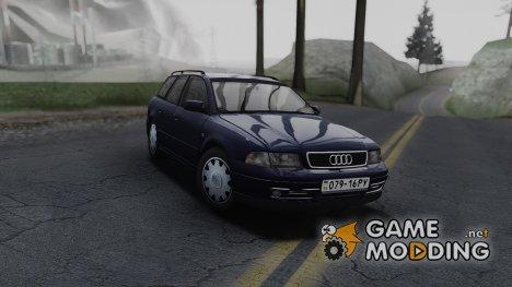 Audi A4 B5 Avant 2.5TDI for GTA San Andreas