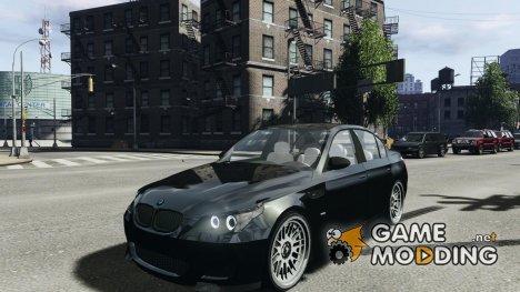 BMW E60 M5 2006 для GTA 4