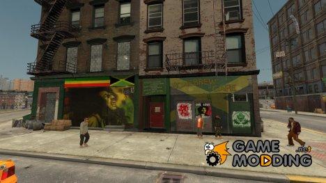 Rasta Bar for GTA 4