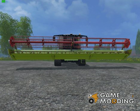 Жатки Claas Vario for Farming Simulator 2015