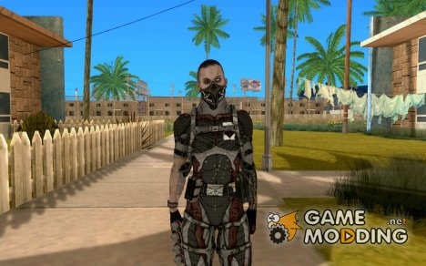 Nano Assassin for GTA San Andreas