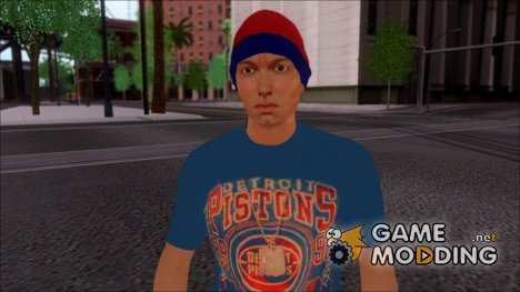 Eminem V2 for GTA San Andreas