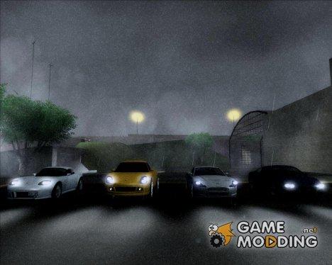 Лучший транспорт из GTA III, GTA IV и GTA V для GTA San Andreas