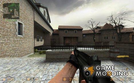 Snark's SG552 for Counter-Strike Source