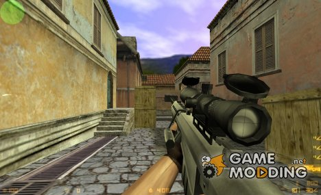 Gray M82A1 for Counter-Strike 1.6