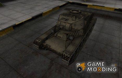 Отличный скин для Т-50-2 for World of Tanks