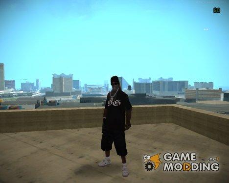 New Ballas3 для GTA San Andreas