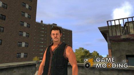 Дэрил Диксон for GTA 4