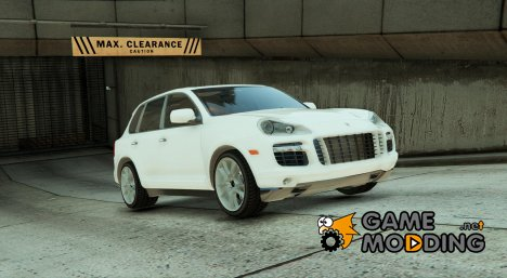 2009 Porsche Cayenne Turbo S 0.7 BETA for GTA 5
