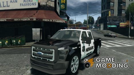 Ford F350 Marked для GTA 4