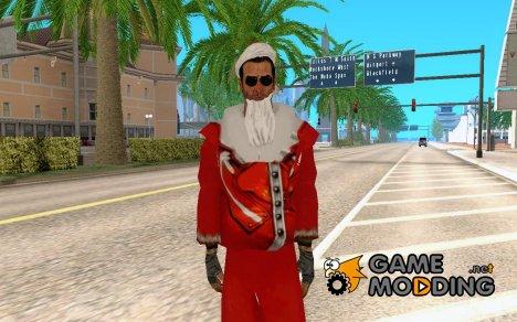 Santa Sam для GTA San Andreas