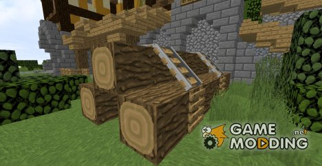 MatrixHD for Minecraft