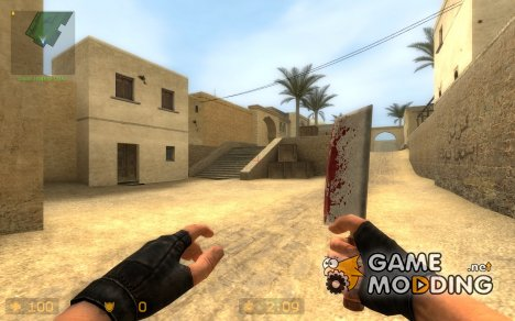 Meat Knife для Counter-Strike Source