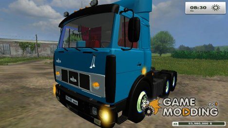 МАЗ 6422 6х4 v2.0 for Farming Simulator 2013