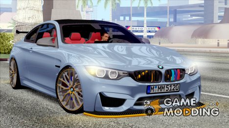 BMW M4 F82 2014 for GTA San Andreas