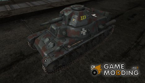 """PzKpfw 38H735 (f) """"MiniMaus"""" for World of Tanks"""