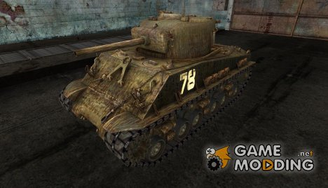 M4A3 Sherman 9 for World of Tanks