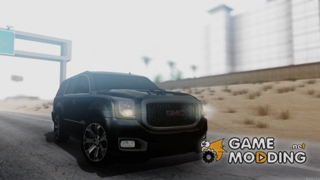 2015 GMC Yukon for GTA San Andreas
