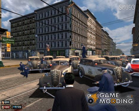 Alive Bars Mod v.28.08 для Mafia: The City of Lost Heaven