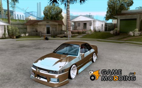 Nissan Silvia S13 Nismo tuned for GTA San Andreas