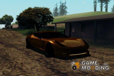 GTA V Veh.Pack для GTA San Andreas