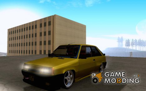 Renault Flash Turbo Coupe Tuning для GTA San Andreas