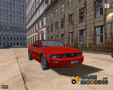Ford Mustang GT для Mafia: The City of Lost Heaven