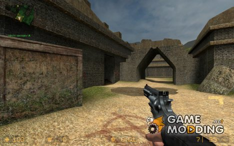 Colt Python .357 Magnum для Counter-Strike Source