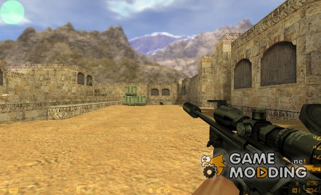 AWM/P для Counter-Strike 1.6