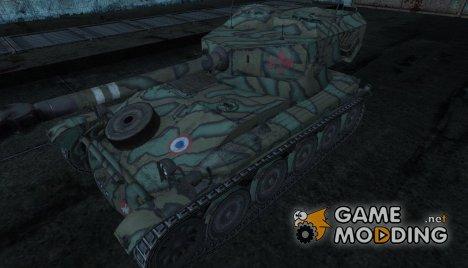 Шкурка для AMX 12t для World of Tanks