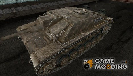 StuG III 13 для World of Tanks