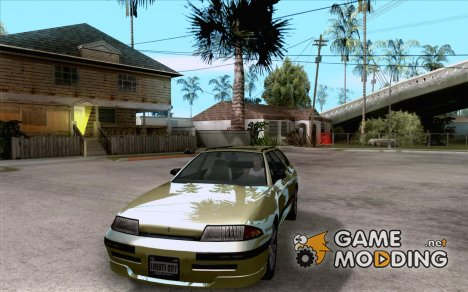Stratum из GTA IV для GTA San Andreas