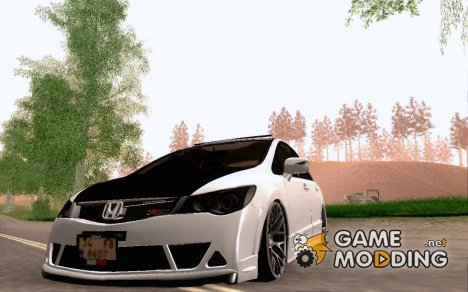 Honda Civic Mugen RR Osman Tuning for GTA San Andreas