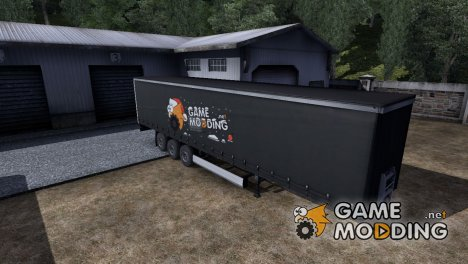 Gamemodding Skins for Euro Truck Simulator 2