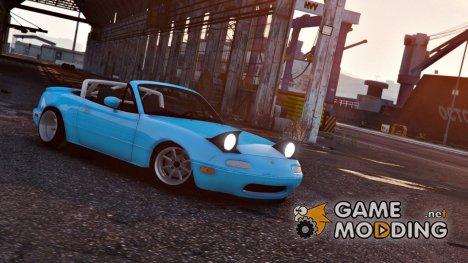 Mazda Miata MX5 Stance edition для GTA 5