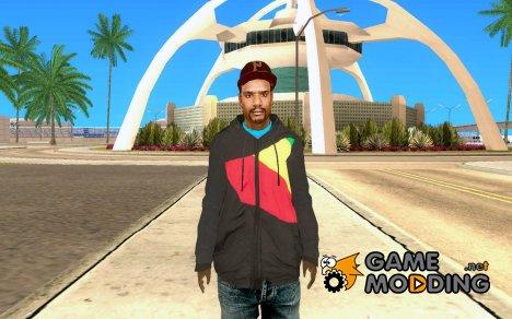 Jeffrey Manning V1 для GTA San Andreas