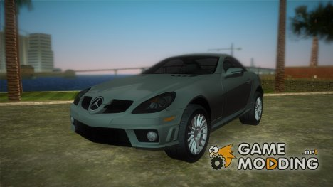 Mercedes-Benz AMG SLK55 for GTA Vice City