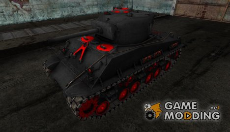 M4A3E8 Sherman от Bubbafuzz for World of Tanks