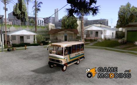 Cuatro Ases M.Benz LO608D для GTA San Andreas
